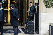 27.FEBRUARY.2013. PARIS<br /> <br /> JAMIE HINCE IS SPOTTED LEAVING THE CRILLON HOTEL IN PARIS, FRANCE<br /> <br /> BYLINE: EDBIMAGEARCHIVE.CO.UK<br /> <br /> *THIS IMAGE IS STRICTLY FOR UK NEWSPAPERS AND MAGAZINES ONLY*<br /> *FOR WORLD WIDE SALES AND WEB USE PLEASE CONTACT EDBIMAGEARCHIVE - 0208 954 5968*