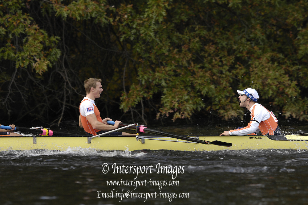 [Mandatory Credit, Peter Spurier/ Intersport Images] Rowing Course; Charles River. Boston. USA