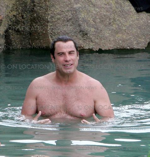 John travolta nude pics