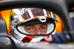 September 20, 2019, Singapore, Singapore: Motorsports: FIA Formula One World Championship 2019, Grand Prix of Singapore, ..#33 Max Verstappen (NLD, Aston Martin Red Bull Racing) (Credit Image: © Hoch Zwei via ZUMA Wire)
