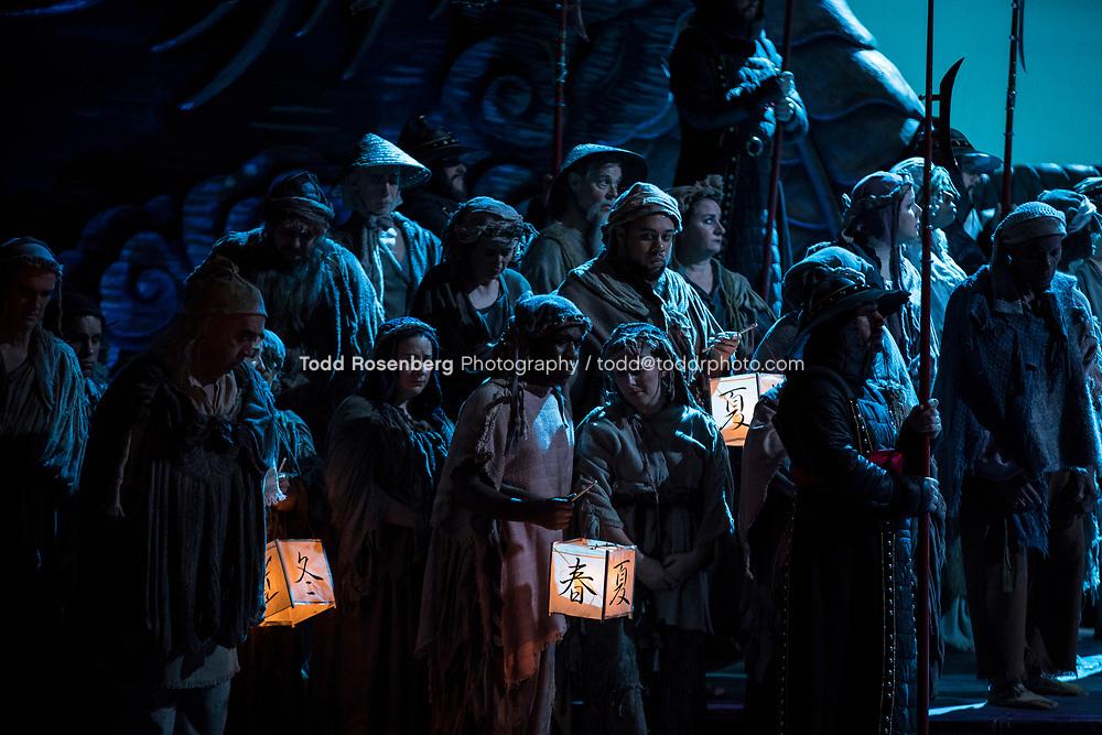 12/2/17 4:35:28 PM -- Chicago, IL, USA<br /> Lyric Opera Presents<br /> Puccinii's Turandot Dress Rehearsal<br /> <br /> &copy; Todd Rosenberg Photography 2017