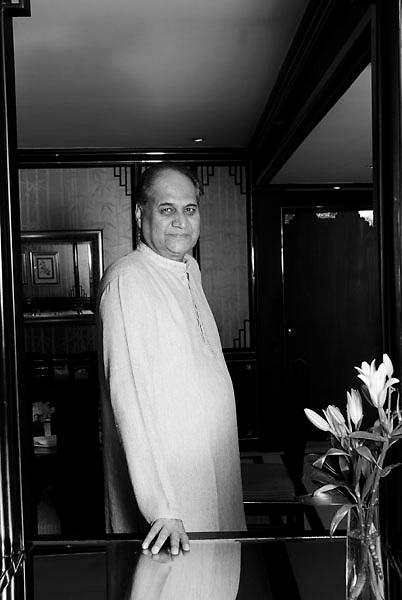 Rahul Bajaj .Chairman and MD, Bajaj Auto Ltd