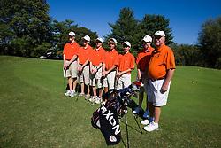 2008 Charlottesville High School Golf Team