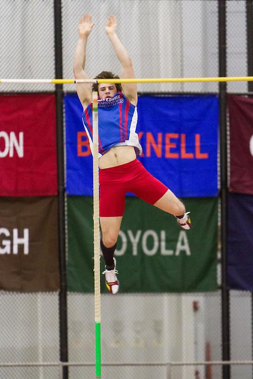 Boston University Multi-team indoor track & field, men pole vault Umass Lowell