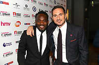 Michael Essien and Frank Lampard