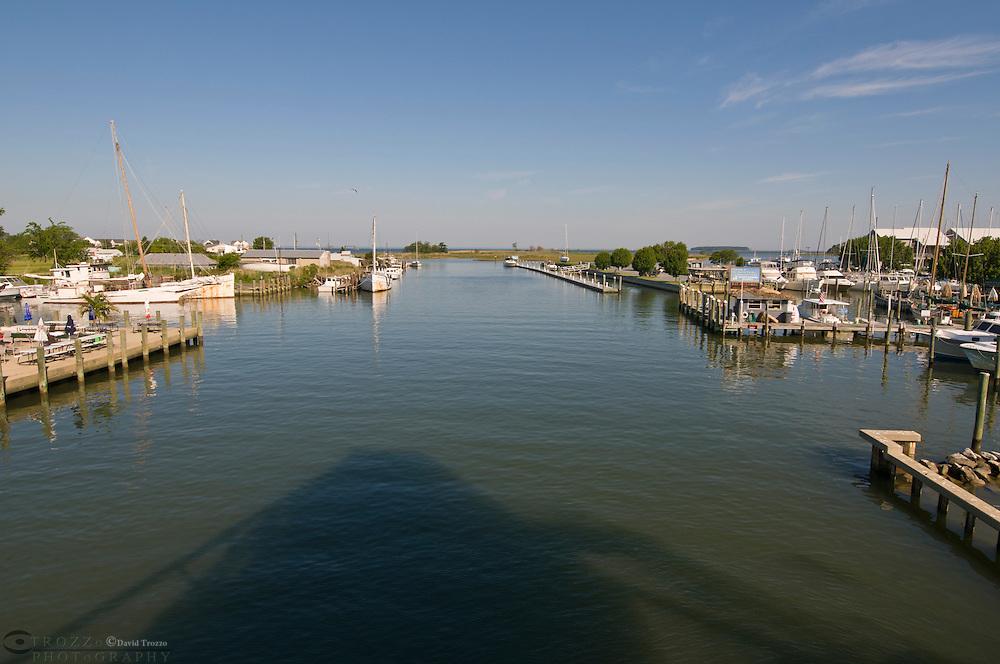 Knapps Narrows, Tilghman Island, Maryland USA
