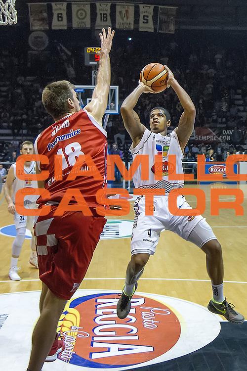 Edgar Sosa<br /> Pasta Reggia Caserta - The Flexx Pistoia<br /> Lega Basket Serie A 2016/2017<br /> Caserta 24/10/2016<br /> Foto Ciamillo-Castoria