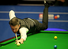 2018 Betfred Snooker World Championships - Day One - 21 April 2018