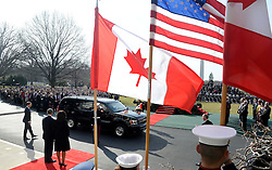 United States President Barack Obama welcomes Prime Minister Justin Trudeau of Canada to the White House for an Official Visit March 10, 2016 in Washington, D.C. EXPA Pictures © 2016, PhotoCredit: EXPA/ Photoshot/ Olivier Douliery<br /> <br /> *****ATTENTION - for AUT, SLO, CRO, SRB, BIH, MAZ, SUI only*****