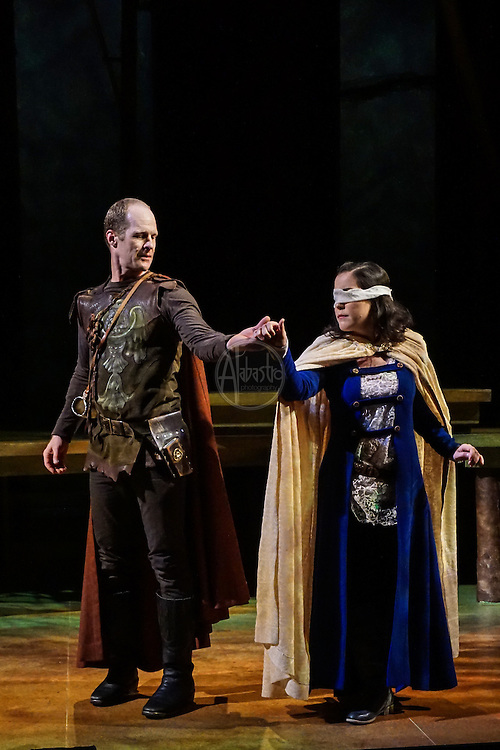 Seattle Children's Theatre production of Robin Hood.