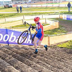 11-01-2020: Wielrennen: NK Veldrijden: Rucphen<br />Bart Kortleve