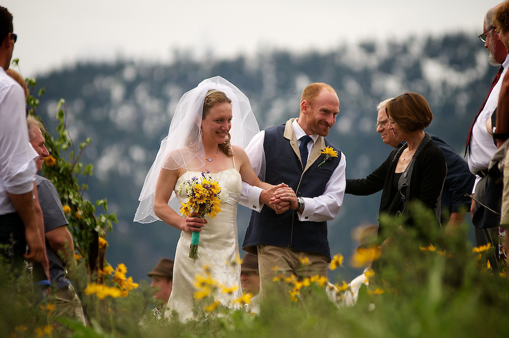Wedding Photography in the Methow Valley