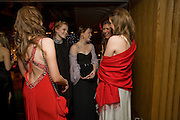 HANNAH RICHARDS; LOLI MCILVENNY; MILLY MCILVENNY; ANTONIA BROWN; HANNA BROWN. The 30th White Knights charity  Ball.  Grosvenor House Hotel. Park Lane. London. 10 January 2009 *** Local Caption *** -DO NOT ARCHIVE-© Copyright Photograph by Dafydd Jones. 248 Clapham Rd. London SW9 0PZ. Tel 0207 820 0771. www.dafjones.com.<br /> HANNAH RICHARDS; LOLI MCILVENNY; MILLY MCILVENNY; ANTONIA BROWN; HANNA BROWN. The 30th White Knights charity  Ball.  Grosvenor House Hotel. Park Lane. London. 10 January 2009