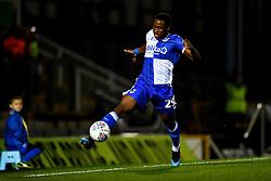 Victor Adeboyejo of Bristol Rovers - Mandatory by-line: Ryan Hiscott/JMP - 24/09/2019 - FOOTBALL - Memorial Stadium - Bristol, England - Bristol Rovers v Chelsea - Leasing.com Trophy