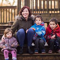 Nikita Sato Family Photoshoot