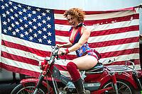 Untitled...Biker Babe