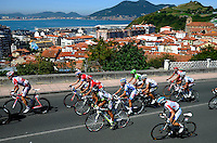 La Vuelta cycling race  Spain, 2011. Photo by Juan Manuel Serrano Arce