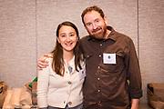 SPELT, Triticum spelta<br />Showcase: 'Elwha River' <br />Breeder: Kevin Murphy, Washington State University<br />Chef: Nora Antene, Tusk and Ava Gene's<br />Dish: 'Elwha River' Spelt Cannoli with Chocolate Pudding and Crispy Quinoa