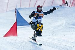 ESPALLARGAS JUAREZ Oscar, ESP, Team Event, 2013 IPC Alpine Skiing World Championships, La Molina, Spain
