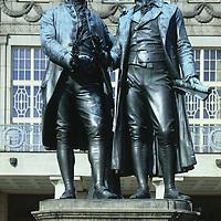 SCHILLER,  JOHANN WOLFGANG VON GOETHE, Friedrich
