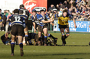 2004/05 Heineken_Cup,Bath Rugby_vs_Leinster,Bath,North Somerset, ENGLAND:..Photo  Peter Spurrier. .email images@intersport-images.com...