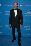 TOM MORELLO arrives at the Sixth Biennial UNICEF Ball on January 12, 2016 at the Beverly Wilshire Four Seasons Hotel on in Beverly Hills, California.