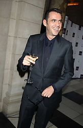 Designer ROLAND MOURET  at the 2005 British Fashion Awards held at The V&A museum, London on 10th November 2005.<br />