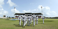 Cricket - West Indies v India 1st Test in Antigua