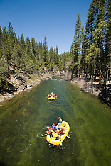 Stanislaus River - Whitewater rafting