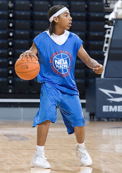 PG Phillip Pressey (Ashburnham, MA / Cushing Academy).  The National Basketball Players Association held a camp for the Top 100 high school basketball prospects at the John Paul Jones Arena at the University of Virginia in Charlottesville, VA from June 20, 2007 through June 23, 2007.