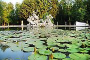 Torino Fontana dei Giardini Reali