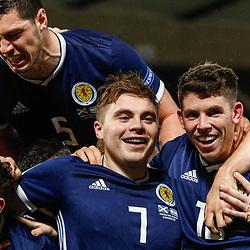 Scotland v Israel, Nations League, 20 November 2018