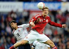 20090812 Danmark-Chile DBU fodboldlandskamp (testmatch)