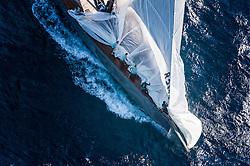 "France Saint - Tropez October 2013, Wally Class racing at the Voiles de Saint - Tropez<br /> <br /> Wally, GBR8211,HAMILTON,""30,5"",WALLY CENTO/2012,"