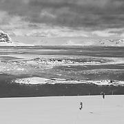 Looking East across the Bismark Strait to the Antarctic Penninsula