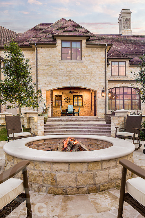 Private residence in Dallas, Texas