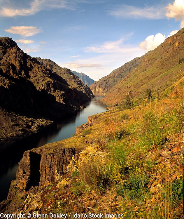 Hells Canyon, Snake River, between Idaho and Oregon