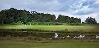 AALDEN - Drentse Golfclub De Gelpenberg . Hole 7. COPYRIGHT KOEN SUYK