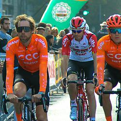 12-10-2019: Cycling: Il Lombardia: Como <br />Last race of Dutch Laurens ten Dam