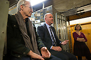 London: Hatton Garden heist film, 24 Oct. 2016