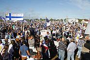 Autoconvocados #Un Solo Uruguay en La Macana