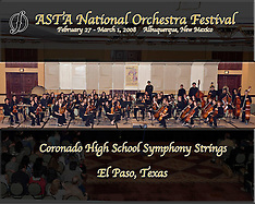 Coronado High School Symphony Strings