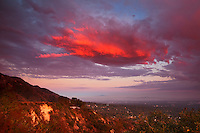 Sunset Ridge, Angeles National Forest, California