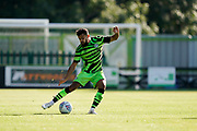 Dominic Bernard of Forest Green Rovers in action during the EFL Sky Bet League 2 match between Forest Green Rovers and Stevenage at the New Lawn, Forest Green, United Kingdom on 21 September 2019.