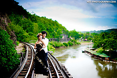 Kanchanaburi Pre-Wedding Photography