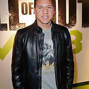 NLD/Amsterdam/20111107- Lancering Call of Duty MW3, Jeffrey Bruma