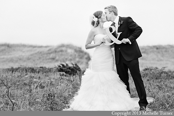 Emily and Kevin's wedding at St. Elizabeth and the Field Club on Martha's Vineyard.  Martha's Vineyard Wedding Photography by destination wedding photographer Michelle Turner.