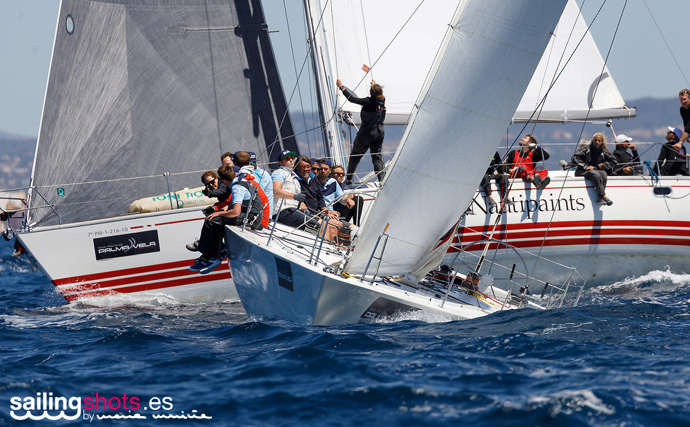 © Nico Martinez/Sail Racing PalmaVela