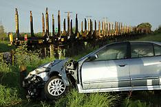 Tauranga-Car and train collision, Papamoa