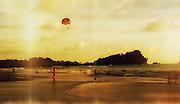 Para Gliding Manuel Antonio Beach Costa Rica
